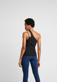 Nly by Nelly - ONE SIDE - Topper - black - 2