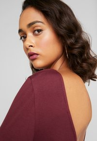 Nly by Nelly - DEEP BACK - Longsleeve - burgundy - 3