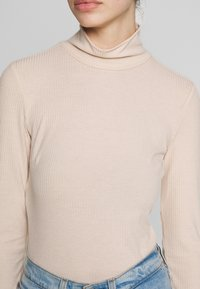 Nly by Nelly - Topper langermet - beige - 5