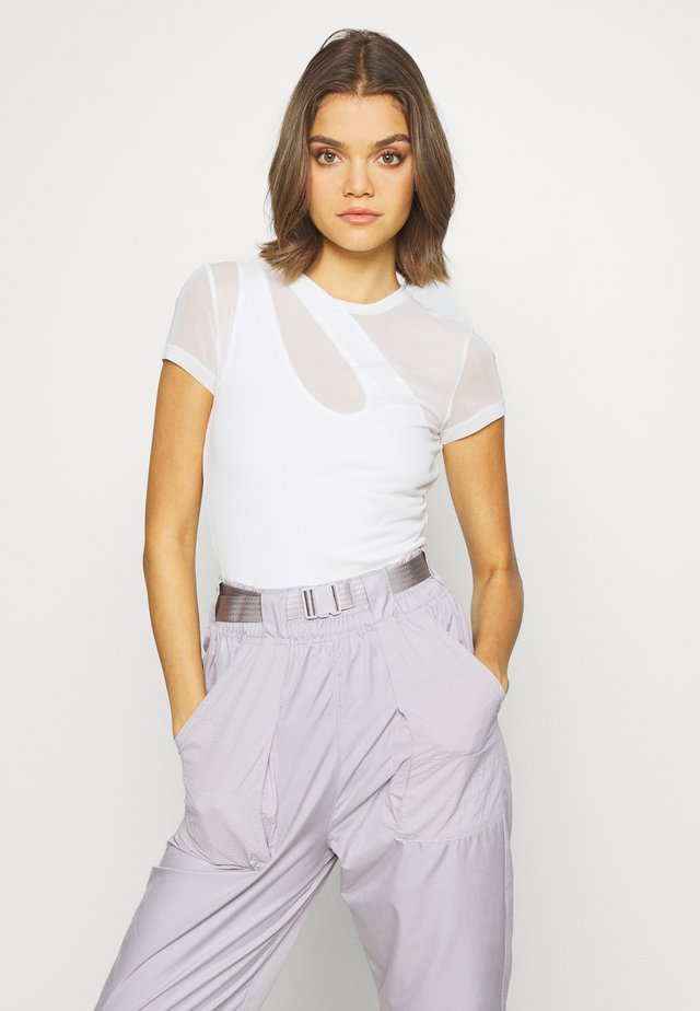 PERFECT - T-Shirt basic - white