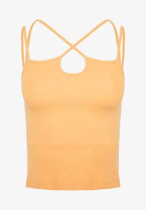MULTI STRAP - Top - orange