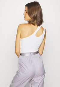 Nly by Nelly - DOUBLE SIDE - Top - white - 2