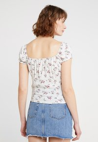 Nly by Nelly - SWEETHEART BLOUSE - Bluser - creme - 2