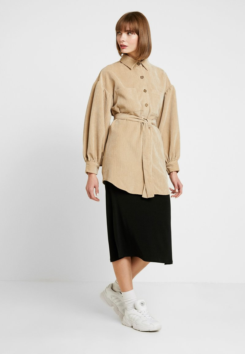 Nly by Nelly - BELTED - Blouse - beige