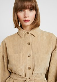 Nly by Nelly - BELTED - Blouse - beige - 4