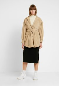 Nly by Nelly - BELTED - Blouse - beige - 2