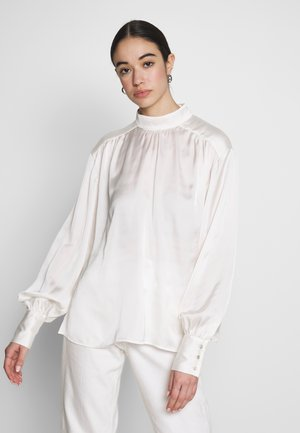 SLOUCHY BLOUSE - Blouse - offwhite