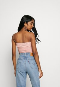 Nly by Nelly - THIN STRAP - Top - dusty pink - 2
