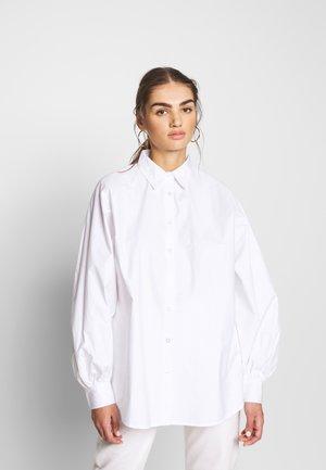 PUFF OVERSIZE - Camicia - white