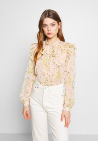 Nly by Nelly - DAYDREAM BLOUSE - Blouse - multi-coloured - 0