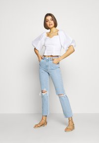 Nly by Nelly - LOVELY - Blouse - white - 1
