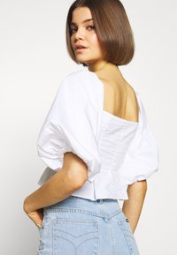 Nly by Nelly - LOVELY - Blouse - white - 3