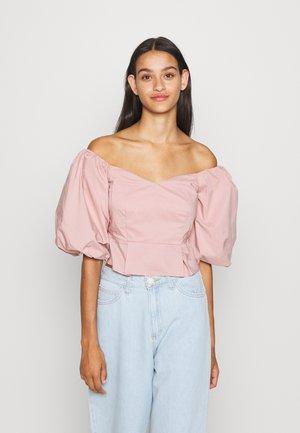 LOVELY - Bluzka - light pink
