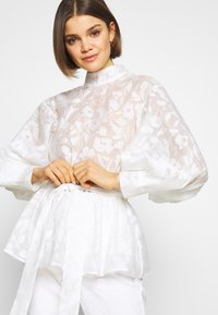 Nly by Nelly - BLOOM BLOUSE - Bluse - white - 3