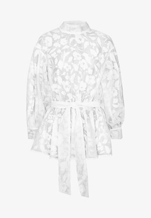 BLOOM BLOUSE - Bluser - white