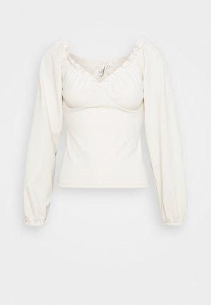 INSPIRE ME - Bluzka - off white