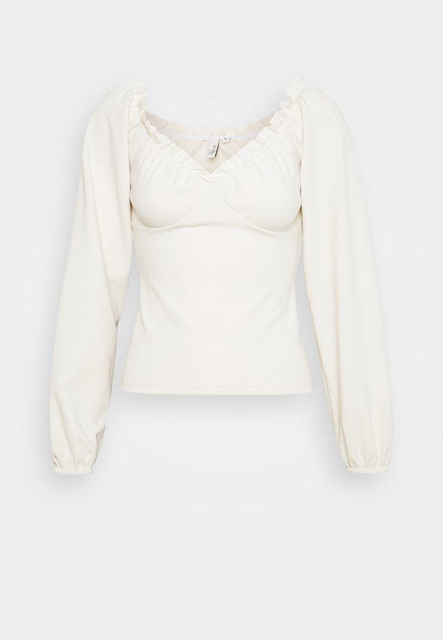 INSPIRE ME - Camicetta - off white