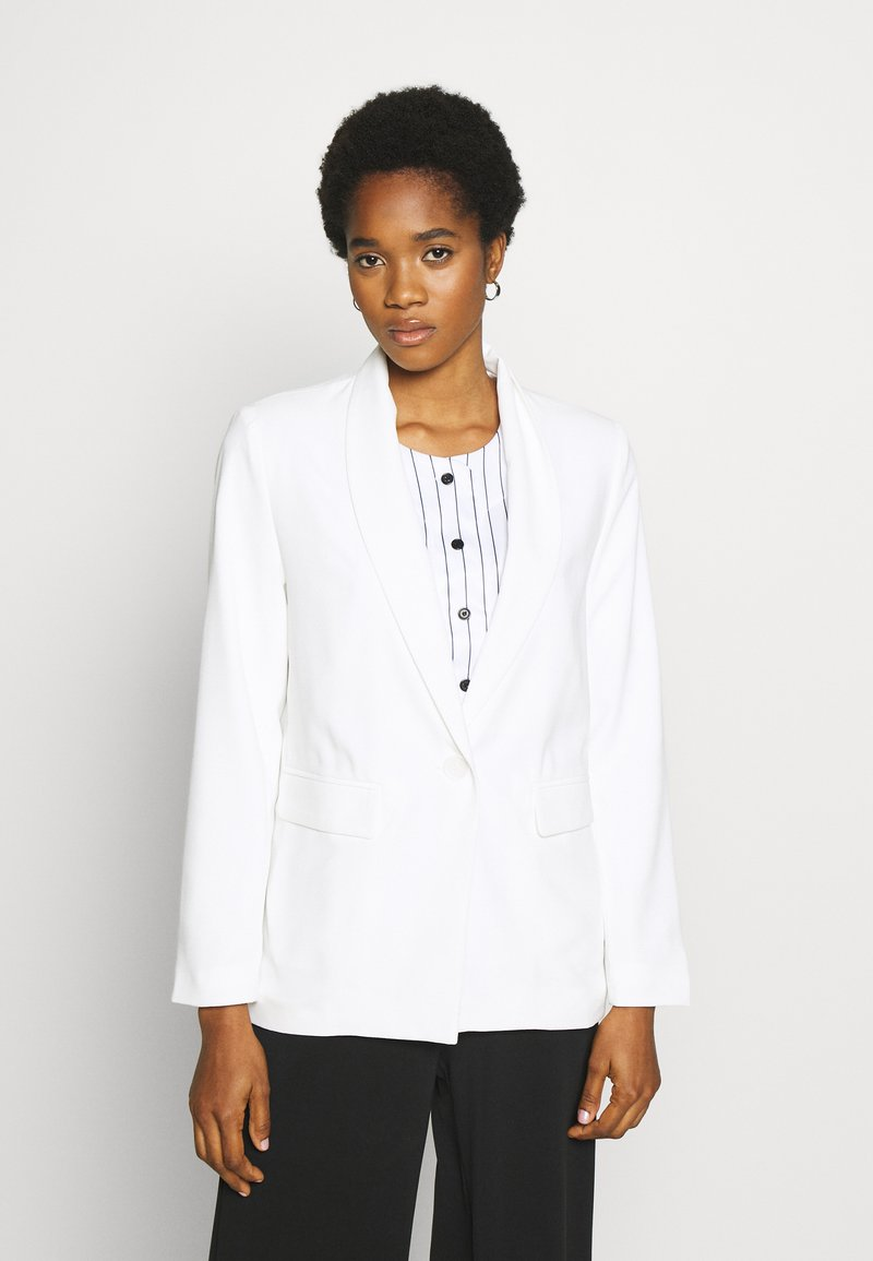 Nly by Nelly - THE IT - Blazer - white