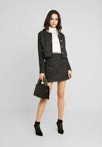 Nly by Nelly - DELUXE - Summer jacket - black - 1