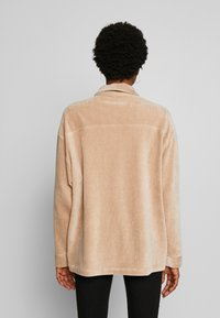 Nly by Nelly - SHACKET - Skjorte - beige - 2
