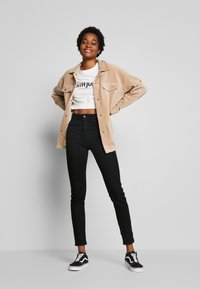 Nly by Nelly - SHACKET - Skjorte - beige - 1