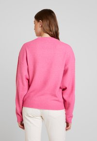 Nly by Nelly - SLEEVE FOCUS - Jumper - cerise - 2