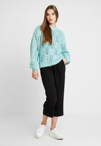 Nly by Nelly - IMPRESSION - Jumper - aqua - 1