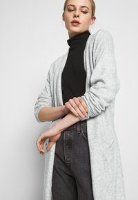 Nly by Nelly - EASY LONG CARDIGAN  - Cardigan - grey mel - 5