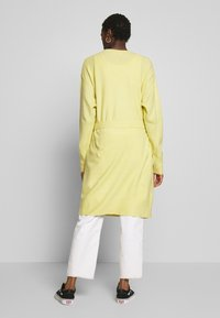 Nly by Nelly - EASY LONG CARDIGAN  - Cardigan -  yellow - 2