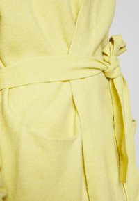 Nly by Nelly - EASY LONG CARDIGAN  - Cardigan -  yellow - 5