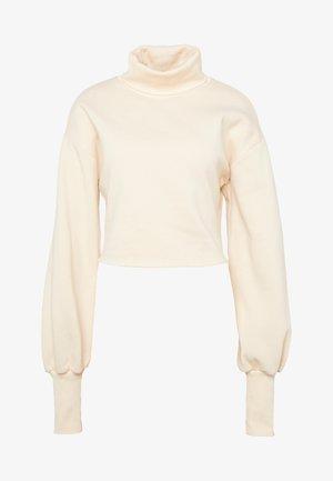 HIGH POLO - Bluza - beige