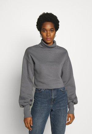 HIGH POLO - Sweatshirt - grey