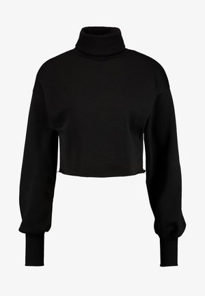 HIGH POLO - Sweatshirt - black