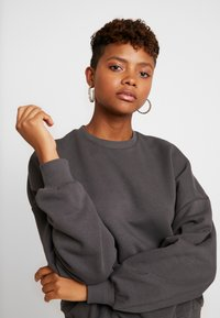Nly by Nelly - PERFECT CHUNKY - Sweatshirt - offblack - 4