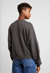 Nly by Nelly - PERFECT CHUNKY - Sweatshirt - offblack - 2
