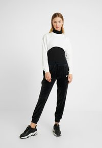 Nly by Nelly - CUT OFF - Sweater - white - 1