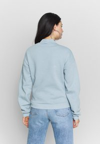 Nly by Nelly - COZY POCKET  - Sweater - blue/gray - 2