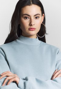 Nly by Nelly - COZY POCKET  - Sweater - blue/gray - 3