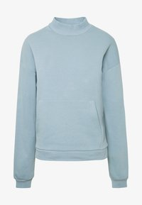Nly by Nelly - COZY POCKET  - Sweater - blue/gray - 4