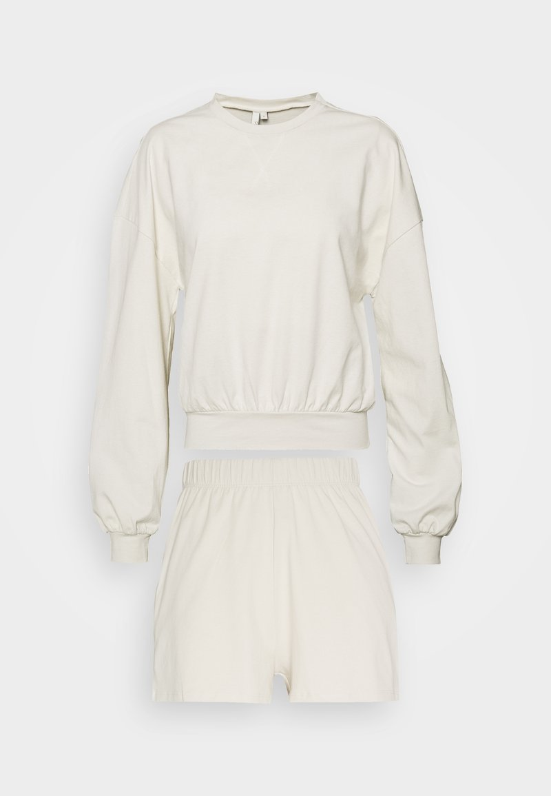 Nly by Nelly - SUMMER FEEL SET - Kraťasy - offwhite