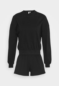 Nly by Nelly - SUMMER FEEL SET - Shorts - black - 4