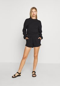Nly by Nelly - SUMMER FEEL SET - Shorts - black - 1