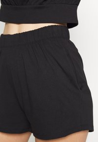 Nly by Nelly - SUMMER FEEL SET - Shorts - black - 5