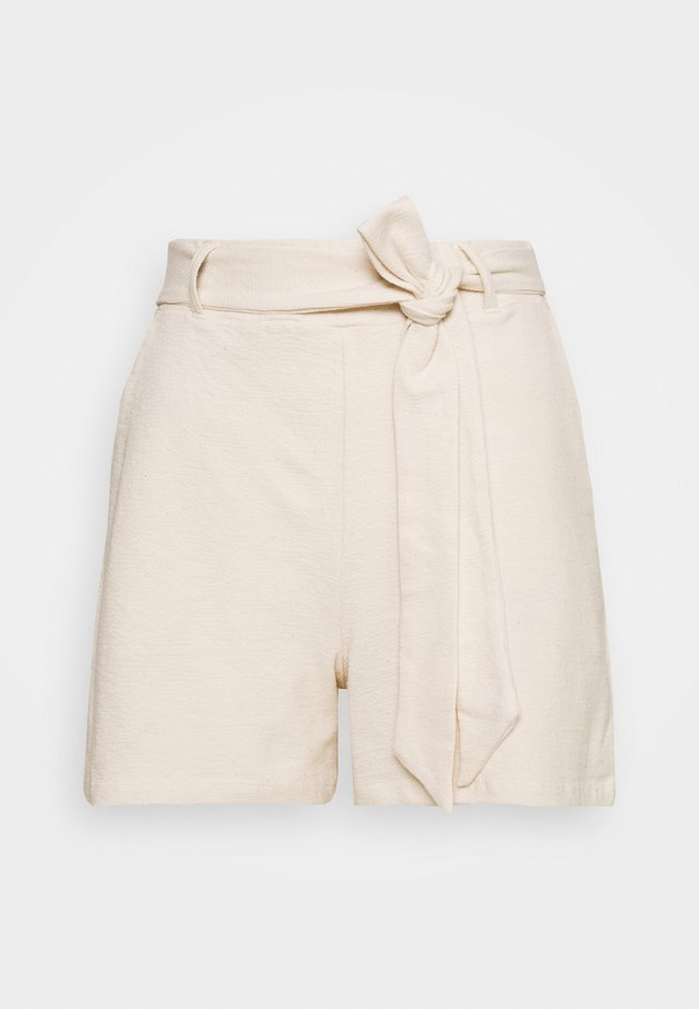 PERFECT TIE - Shorts - creme