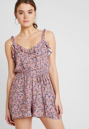 SWEET PRINTED PLAYSUIT - Mono - multi-coloured