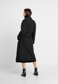 Nly by Nelly - LONG BELTED COAT - Manteau classique - grey - 2