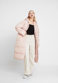 Nly by Nelly - LONG PUFFER - Veste d'hiver - pink - 1