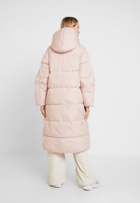 Nly by Nelly - LONG PUFFER - Veste d'hiver - pink - 2