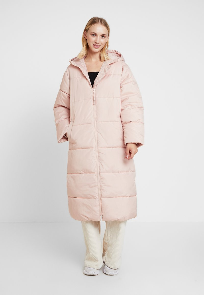 Nly by Nelly - LONG PUFFER - Veste d'hiver - pink