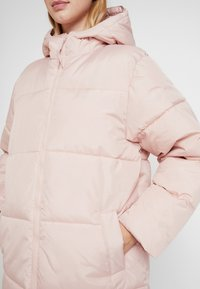 Nly by Nelly - LONG PUFFER - Veste d'hiver - pink - 5